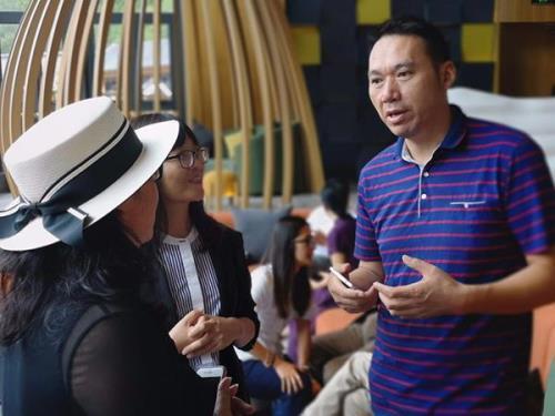 艺术家刘国义应邀参加《从长城出发 拥抱世界》