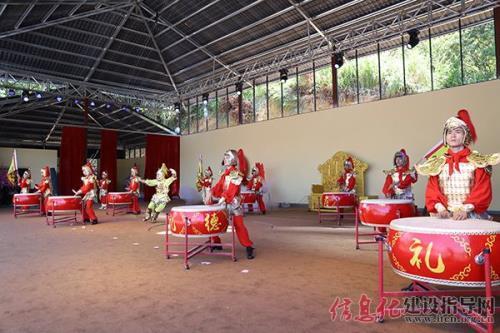 复兴汉文化:七彩蓝田体验园以立体场景式体验汉服、汉礼