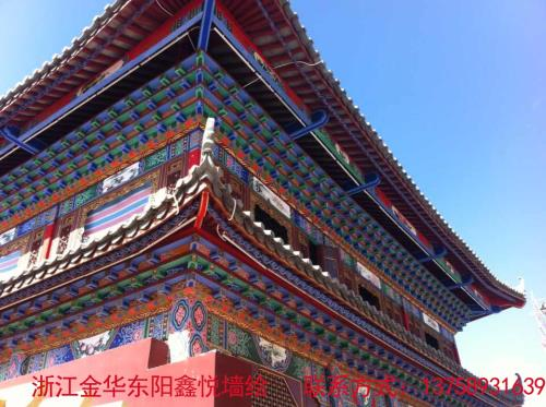 高端艺术彩绘设计创作——浙江金华东阳鑫悦墙绘