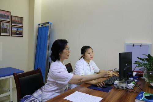 孙天焕:用慈母之心对待癫痫患者,用不懈努力为患者创造希望