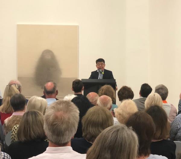 邵帆个展《你》在德国路德维希美术馆盛大开幕
