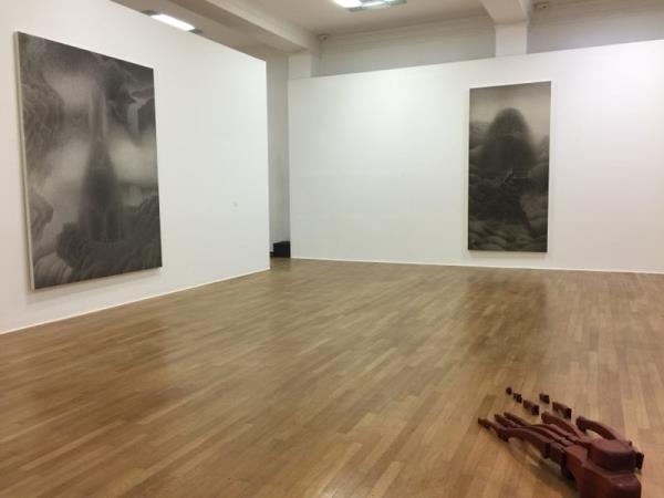 艺术家邵帆描绘与自我逆向的永恒形象,个展《你》今日开幕