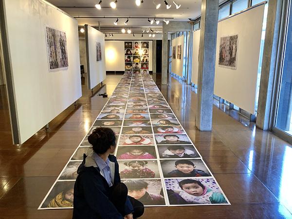 中国艺术家向承美个展《农民志.全家福》将在澳洲举办