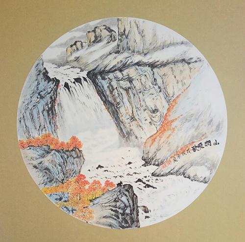胡永良杰出的農民畫家 平凡中迸發藝術光芒
