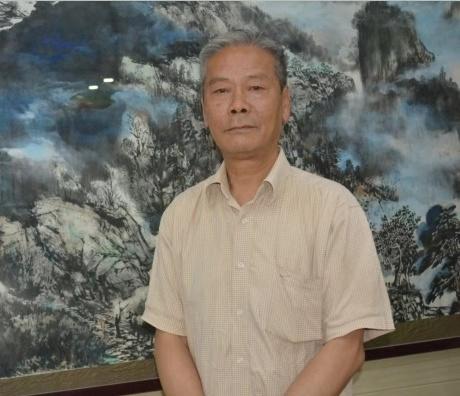 中国山水画大家臧茂春简介
