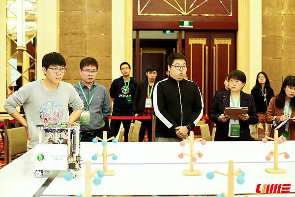 学子在2018中国农业机器人大赛中喜获佳绩