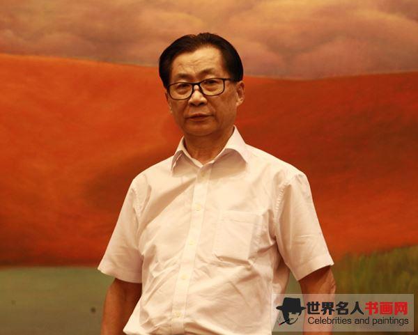 国画大师吴东魁在甘肃捐资助学 真情暖人心