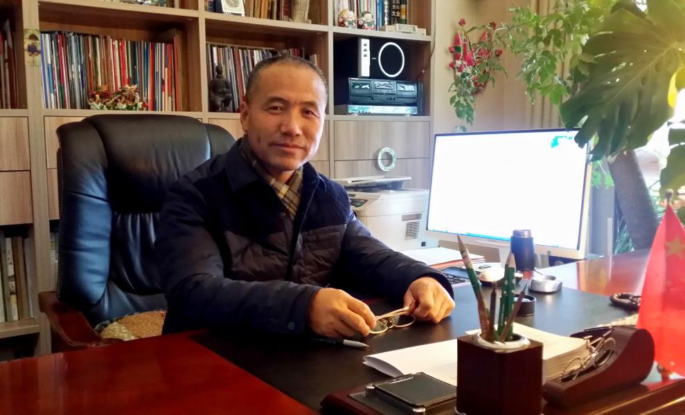 画家杨金书,著名画家杨金书