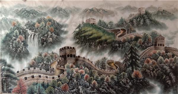 王桂英作品