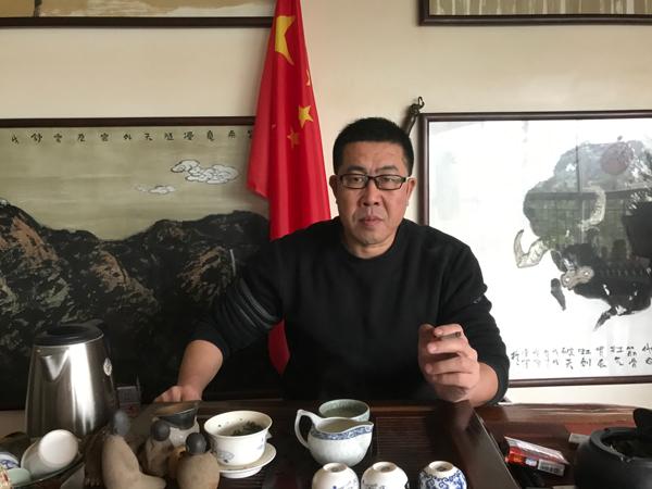 国家一级美术师李永生以其山水和禅意人物画独步中国画坛