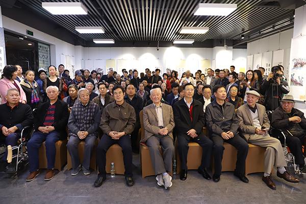 中华之光——首届爱心书画家助残助学作品展暨慈善义卖公益活动在京隆重举行