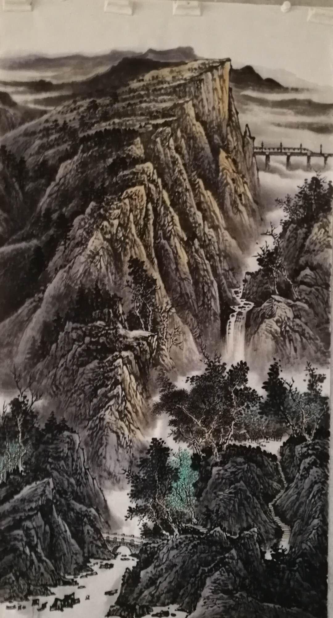 画家李永明