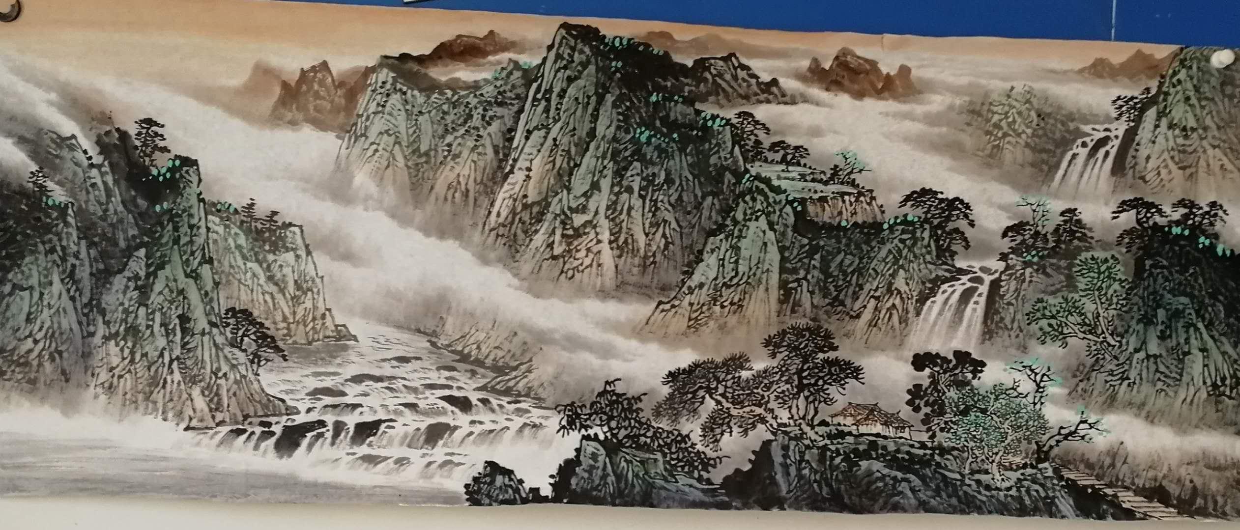 画家李永明作品