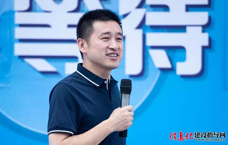 万新光学集团总裁汤峰