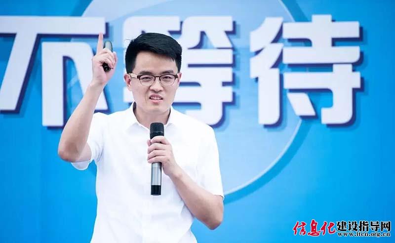 万新光学整合营销总监李强