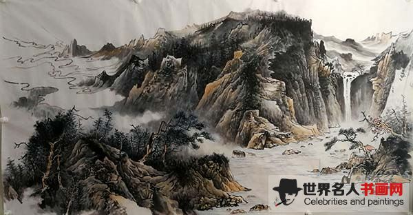 """为什么山水画创作,需要师古人和师造化,更要""""中得心源""""?"""