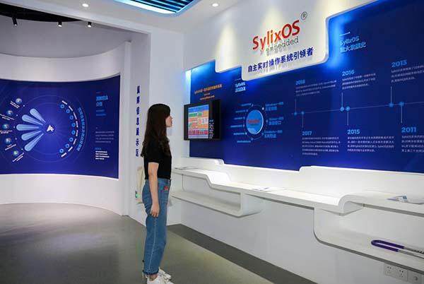 填補嵌入式操作系統空白 國產基礎軟件烙上南京標簽