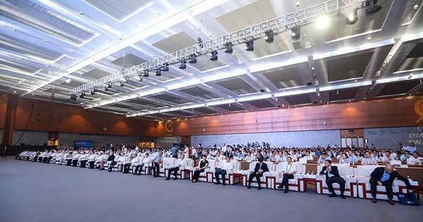数字经济创新发展新时代 第十五届中国(南京)国际软博会开幕