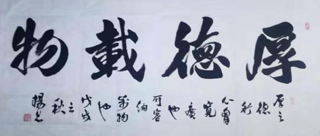 河南省书法家杨光书法