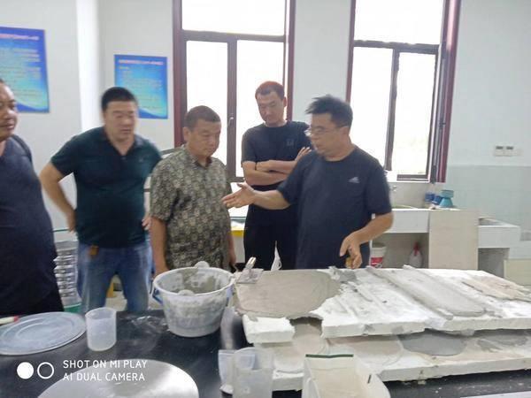 方達康集團,馮文利總經理,石膏砂漿技術