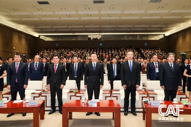 """第26届农高会""""牵手""""上合组织誉满国际"""