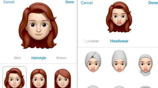 苹果新专利将根据用户照片自动生成数字化身