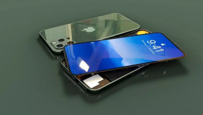 无开孔真全面屏!iPhone 12 Pro Max再曝:6000mAh电池
