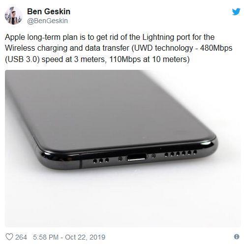 传言称苹果2020年iPhone的刘海更小 5G天线更宽