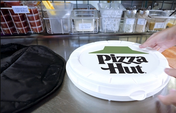 必胜客人造肉披萨来了 仅限当地售卖,口味更佳