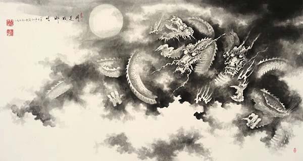 中国书画大家艺术品牌——著名书画家关耀久作品在山水美术馆隆重展出