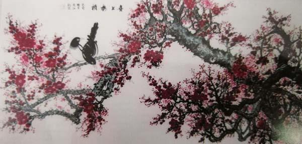 著名书画艺术家——周江初名家工作室成立