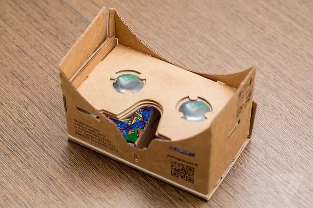 放弃Daydream项目后 谷歌决议开源Cardboard