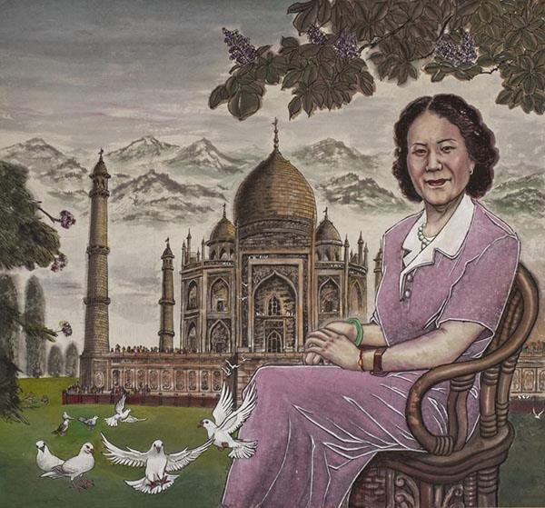 著名画家——杨庆林成立中国艺术名家工作室