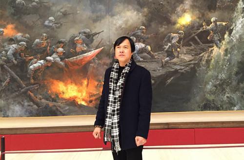 【大国艺术 中外交流】国际艺术名家---徐忠迪
