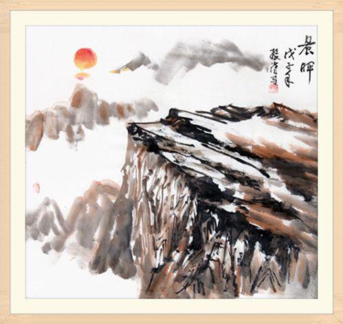 【大国艺术 中外交流】国际艺术名家---胡振汉