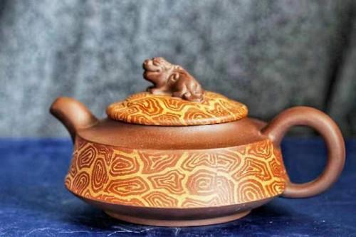 吴海龙紫砂壶