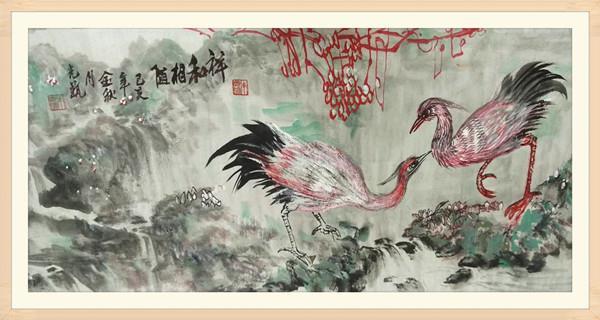 【大国艺术 中外交流】国际艺术名家---朱光镜