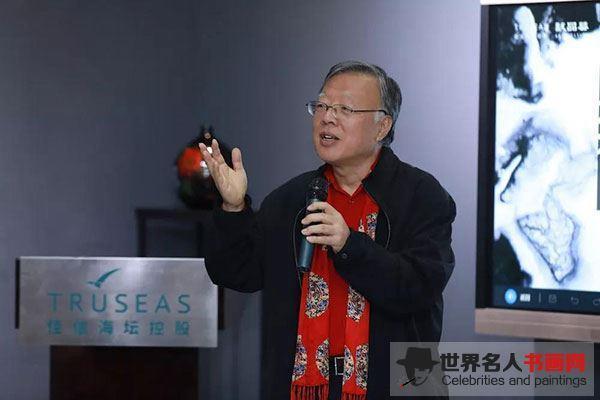 """""""超然象外——张新建艺术展""""暨研讨会盛大举行"""