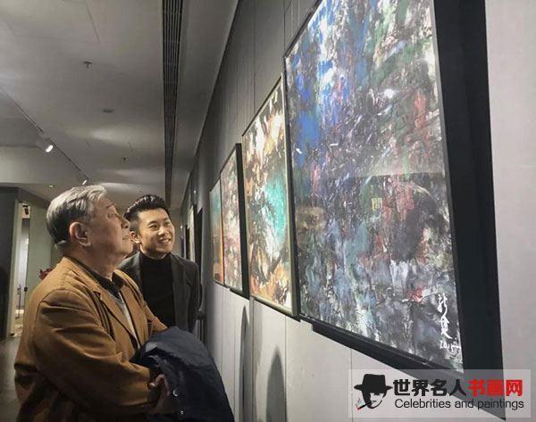 """画家张新建艺术展36副作品看""""超然象外"""""""