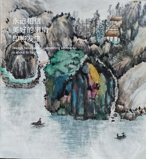 中国当代实力派女画家牛占芳