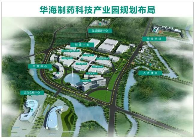 """全力推动华海制药科技产业园项目""""提速快跑"""""""
