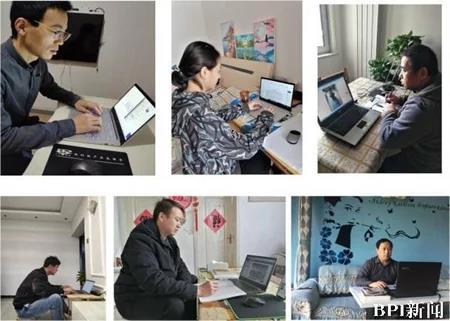 北京电子科技职业学院停学不停训士官生军政教育训练不断线