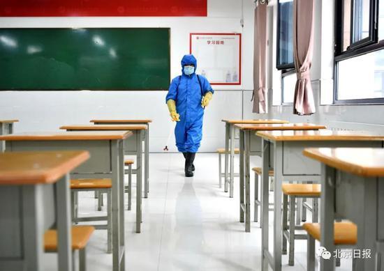 北京正制定分批次开学计划 教委提醒家长做好准备