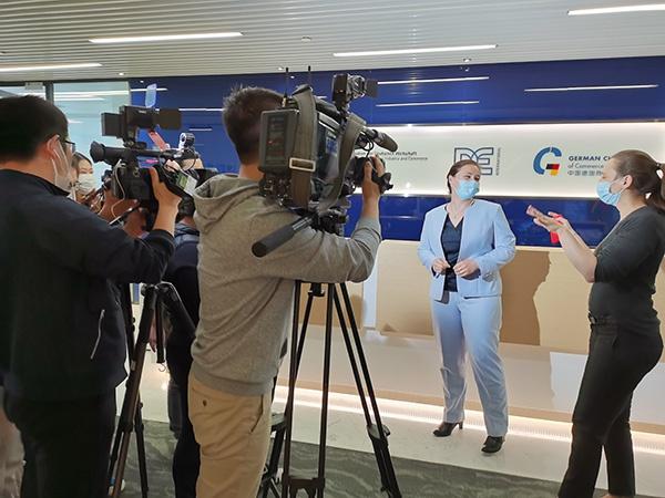 第三届进博会首次举办网上海外推介会,德国已有百家企业报名