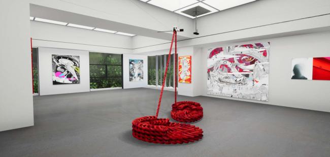 科技打造創新藝術|谷雨藝術節城市夢想VR展