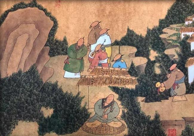 陈跃平:于精湛笔法间追求独具风格,他的画藏韵于景