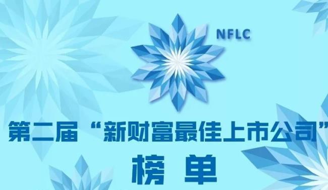 """华东医药入选""""新财富最佳上市公司""""榜单"""