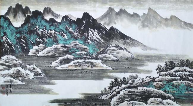 弘扬中国艺术!著名画家——李维存工作室成立