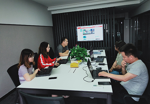 """此""""企迪""""非彼""""启迪"""",网站建设就找企迪建站"""