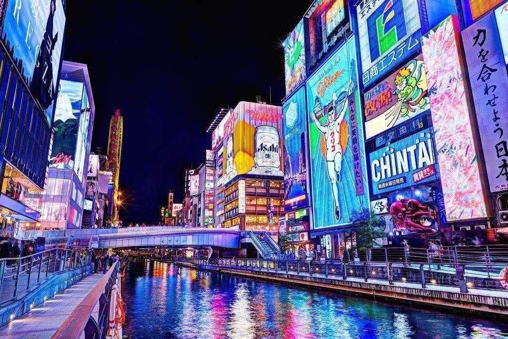 日本旅游景点推荐:心斋桥